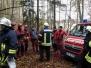 Katastrophenschutzübung Grube Fortuna 2016