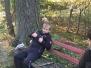 Waldspaziergang der Minifeuerwehr